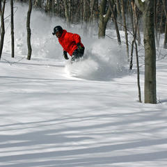 Stowe pow - ©Stowe Mountain Resort