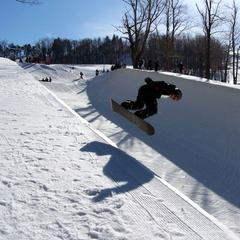 2012 Mid-Atlantic Region Best Park & Pipe: Seven Springs Mountain Resort