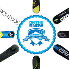 2015 Editors' Choice Skis: Men's Frontside