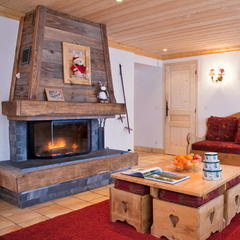 Grand Chalet Mouflon, Les Gets - ©Chalet Grand Mouflon
