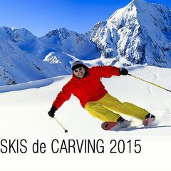 Skis de carving 2015 - ©Gorilla - Fotolia.com