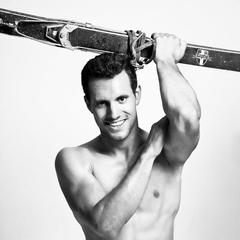 2015 Male Ski Instructor Calendar: Mr December - ©Gitta Saxx | www.skilehrerinnen.at