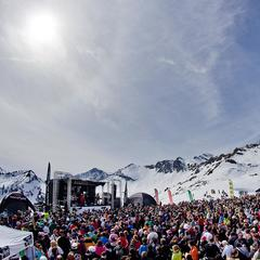 Rock the Pistes Festival - ©Sylvain Cochard