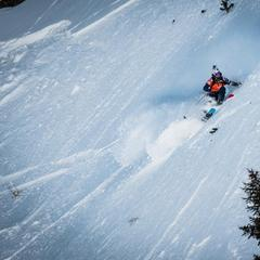 Swatch Freeride World Tour 2015: Fieberbrunn - ©©freerideworldtour.com / DAVID CARLIER