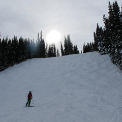 Vail easy moguls - ©Heather B. Fried