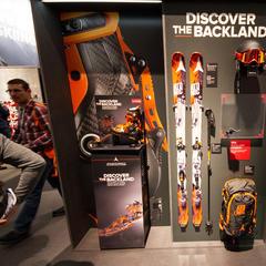 Neuer Freeride-Skischuh von Atomic  - ©Skiinfo