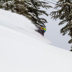 Storm Gallery: West Coast Slopes Filled in With Snow, Happy Skiers - ©Kirkwood