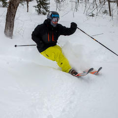 Snowblind - ©P.J. McDaniel/Killington Resort