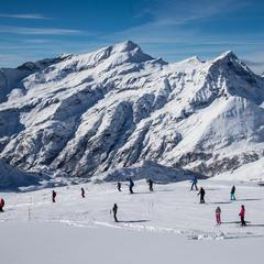 Veľké znižovanie dĺžky zjazdoviek v alpských strediskách - ©Liam Doran/MSP