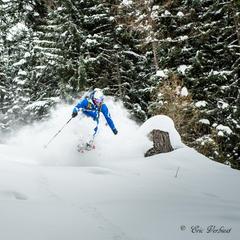 Freeriden im Skijuwel Alpbachtal Wildschönau - ©Eric Verbiest