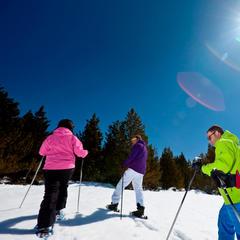 raquettes à neige à Grandvalira