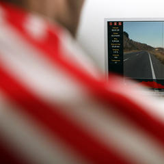 VirtualTraining Software mit Real Life Video - ©Felgenhauer/bergleben.de