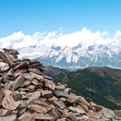 Imposante Bergkette - ©bergleben.de / Matteo Gariglio