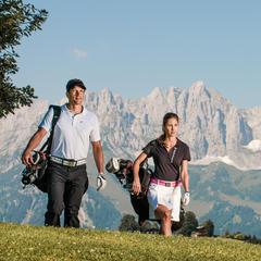 Golfplätze in Österreich - ©Kitzbühel Tourismus