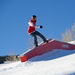 Aspen Snowmass park & pipe - ©Scott Markewitz Photography, Inc.