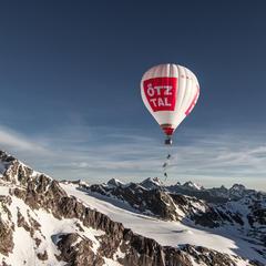 Balloonskiing - ©VAUDE   Andreas Vigl