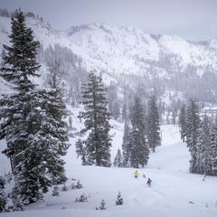 Big snow Squaw, holidays - ©Ben Arnst