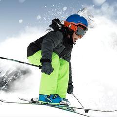 Beim Kinderski-Tauschsystem von Intersport wachsen die Ski mit - ©Intersport