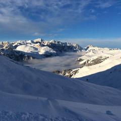 Dolomiti Superski, Val di Fassa - Gennaio 2016 - ©Dolomiti Superski