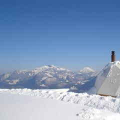 Portes du Soleil Chablais Whitepod Resort