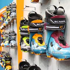 Nové F1 od Scarpa - ©Skiinfo