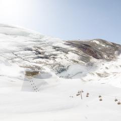 Bergstation Trittkopf - ©Arlberger Bergbahnen