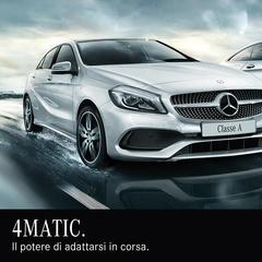 Mercedes-Benz 4Matic - ©Mercedes-Benz
