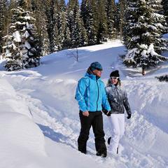 Winterwandern ist ein echtes Naturerlebnis - ©Wörgötter
