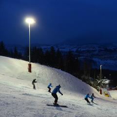 Val di Fiemme sci in notturna - ©Val di Fiemme