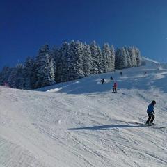Bei Westendorf in der SkiWelt Wilder Kaiser Brixental - ©Bergbahnen Westendorf