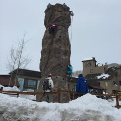 Adventure park climbing tower - ©Krista Crabtree