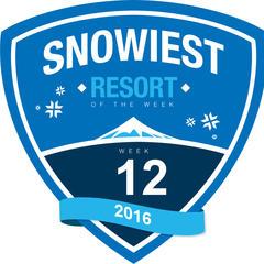 Snowiest Resort of the Week - 12. kalendárny týždeň - ©Skiinfo