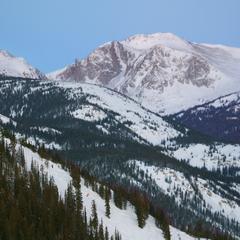 Eldora Mtn CO scenic