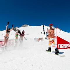 Letní lyžování v Tignes - ©OT de Tignes / Andy Parant