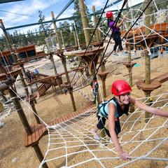 Ropes Challenge Course  - ©Heavenly Mountain Resort