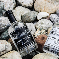 Mountain Gin - ©Claudia Böttcher