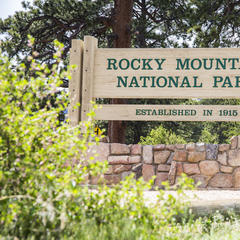 Rocky Mountain National Park celebrated its 100th anniversary last year - ©Liam Doran