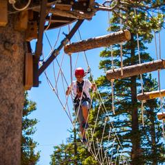 Ropes Course Heavenly - ©Heavenly Mountain Resort
