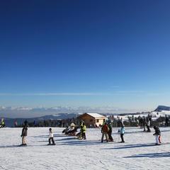 pistes de ski de Métabief Mont d'Or - ©Métabief Tourisme