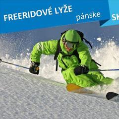 Skitest 2016/17: Freeridové lyže pánske - ©stefcervos