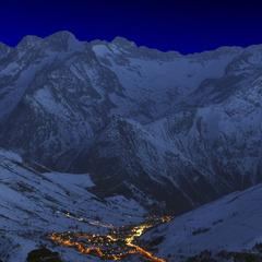 Les 2 Alpes FRA paysage-63 - ©Bruno Longo