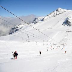 Hintertux glacier 11.10.16 - ©Baerums Skiklub Alpint