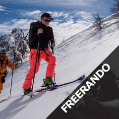 Gamme FREERANDO Movement - ©Movement skis