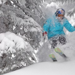Vail CO Lindsay Von 2 by Tom Green