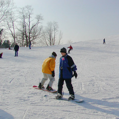 Alpine Valley OH snowboard kids