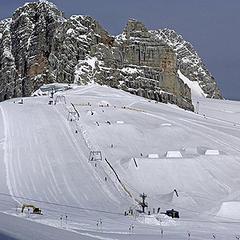 Schneebericht: Offene Gletscher-Skigebiete in Österreich, Schweiz und Norwegen - ©Ramsau am Dachstein