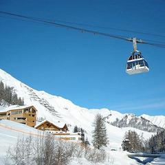 Skigebiet Samnaun - ©Markus Hahn