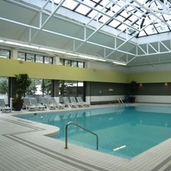Indoor swimming pool, Nakiska