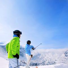 Skifahren in Kärnten - ©Kärnten Werbung/Edward Gröger