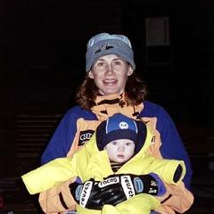 Katharina Gutensohn mit Sohn Luca Niklas - ©Katharina Gutensohn